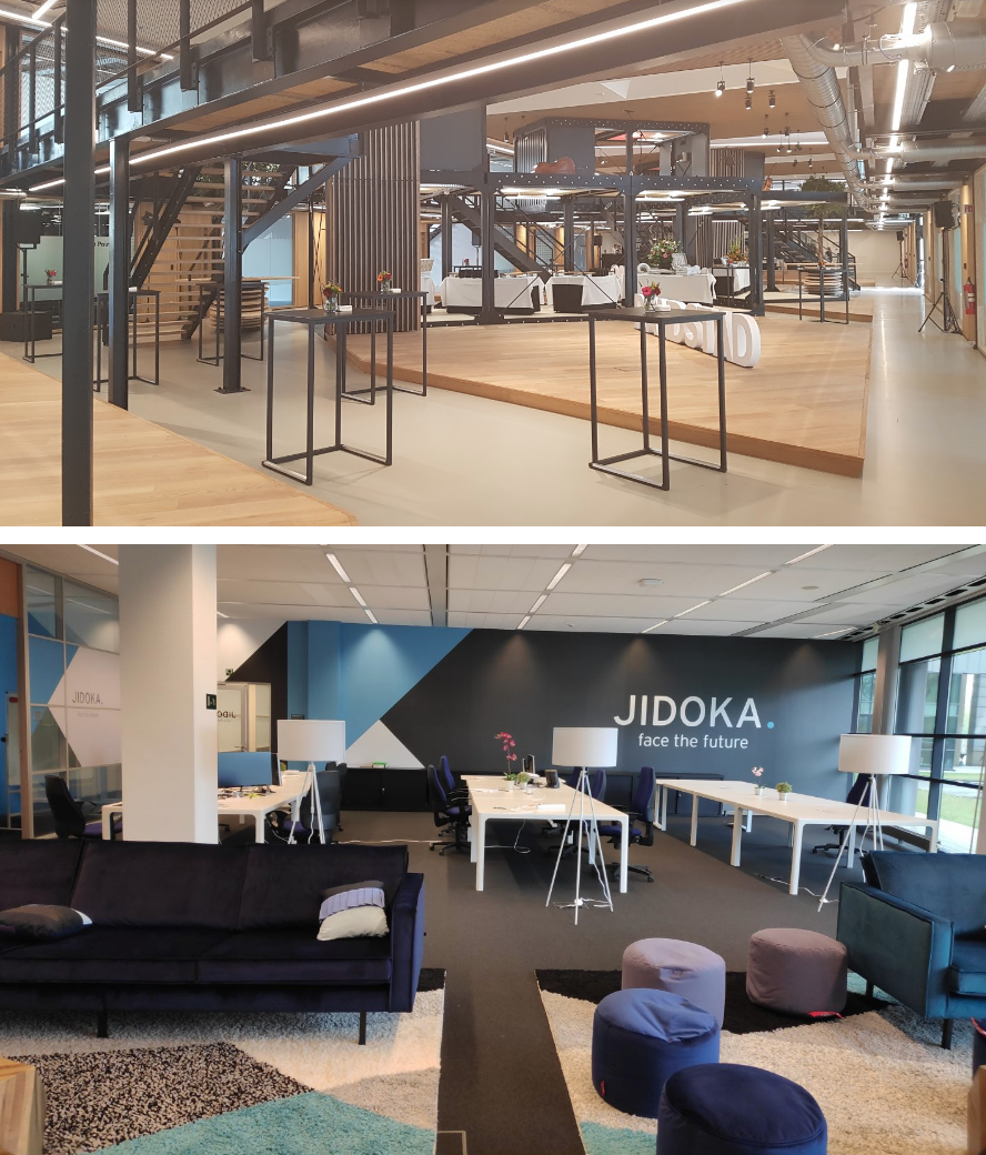 JIDOKA offices