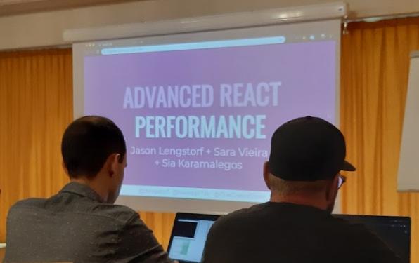 Advanced React performance tuning