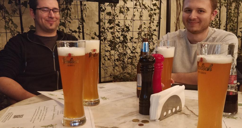 JSHeroes local beers