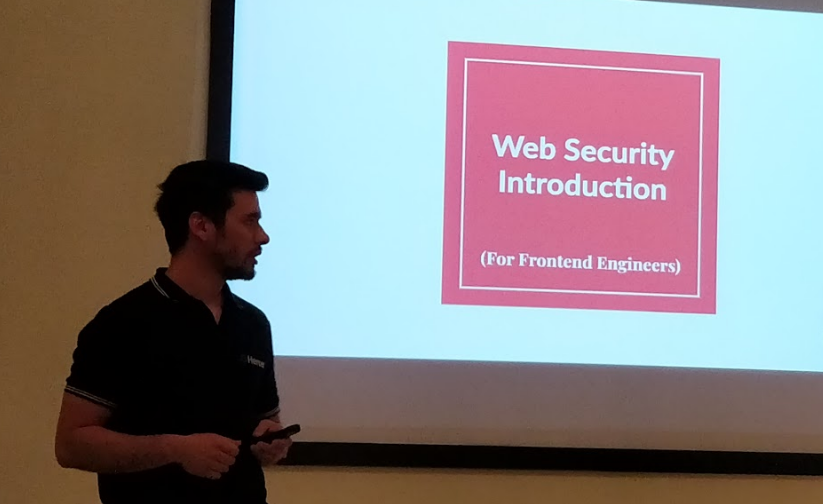 Web Security Introduction
