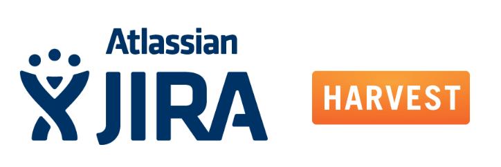 de twee timesheetsystemen Atlassian Jira en Harvest